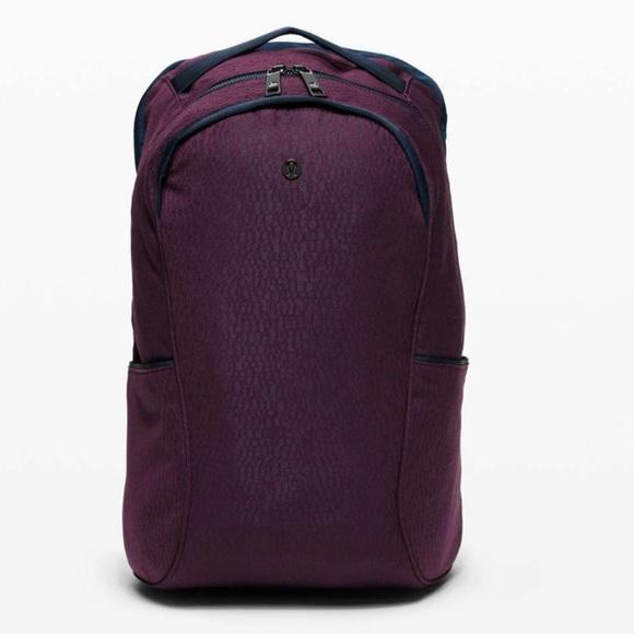 Lululemon Out Of Range Backpack 20L